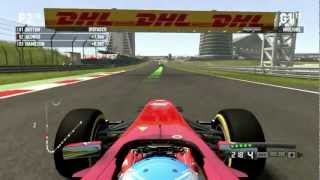 F1 2011 Gameplay Ita PC Gran Premio dell