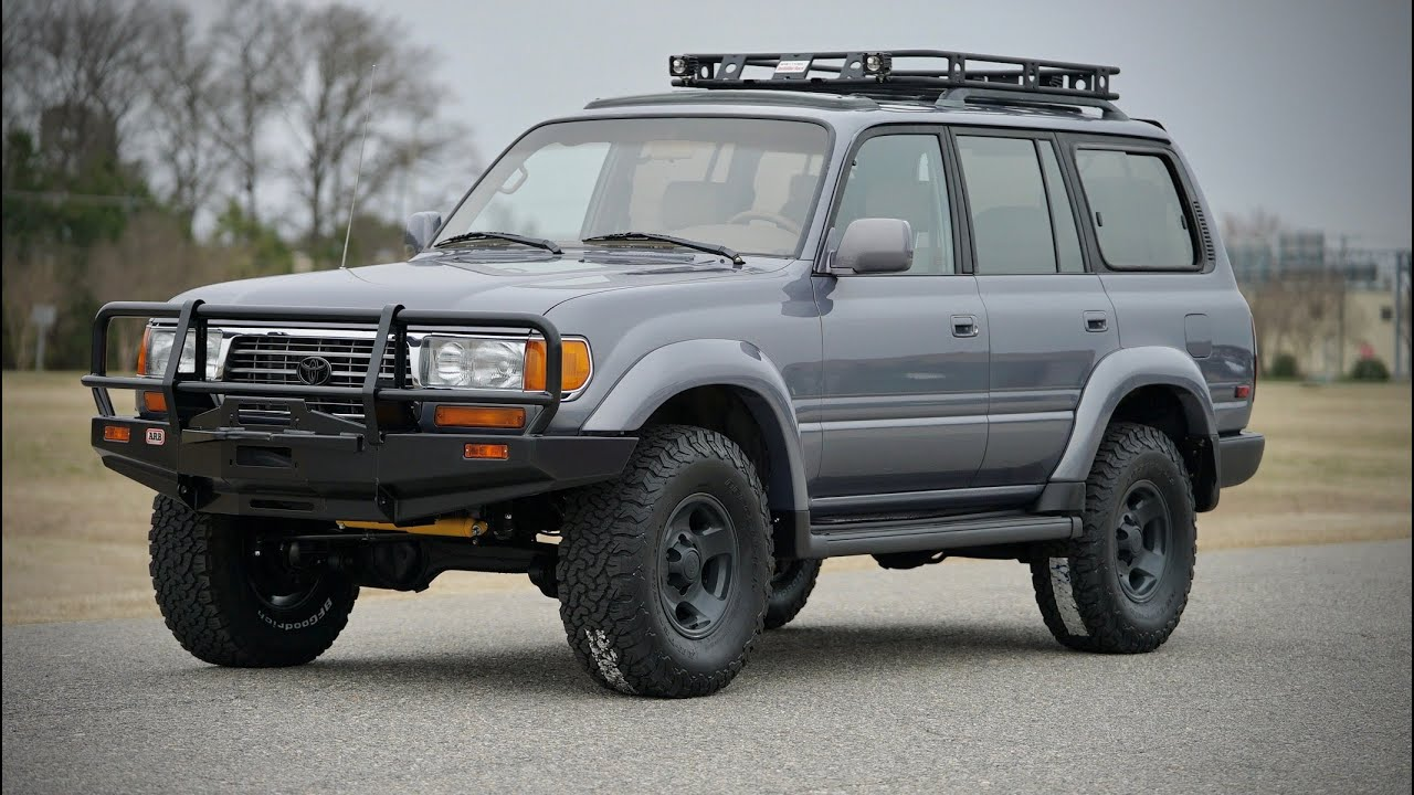 Land Cruiser Restoration >> Davis Autosports Das Restored Fj80 Landcruiser Land Cruiser Must See