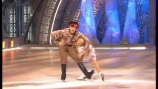 Навка - Башаров - Кадриль (Профайл + танец)