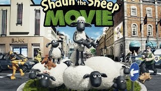 Shaun The Sheep The Movie – New Official Trailer