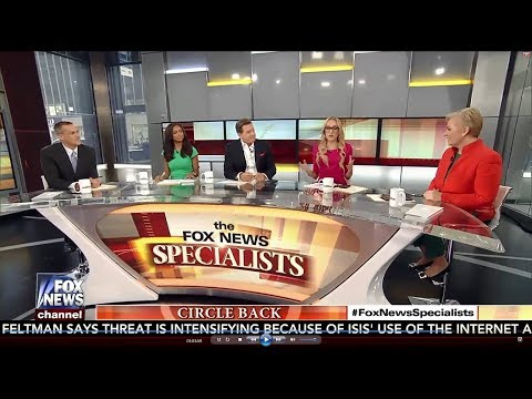 06-08-17 Kat Timpf on The Fox News Specialists - Complete, Uncut Show