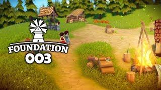 FOUNDATION 🏡 003: Null Holz, null Steine, null Bretter