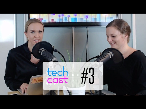 Tech Cast #3 - Amazon Go, Google Emoji Search, chip i människor och Bookbeat