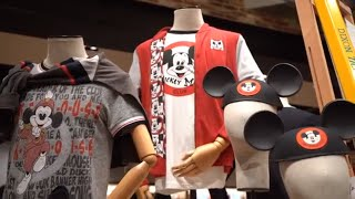 """Exclusive look at """"Mickey Mouse Club"""" collection from World of Disney"""