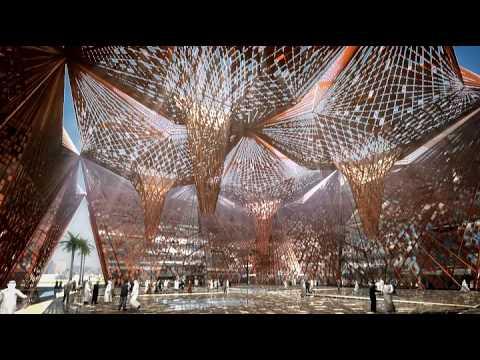 METHANOIA STUDIO - Foster + Partners - Riyadh Muncipality HQ