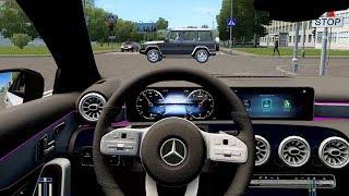 City Car Driving - 2018 Mercedes-Benz A200 | Street Racing