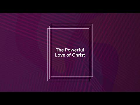 The Powerful Love Of Christ -  Carmelo Caparros
