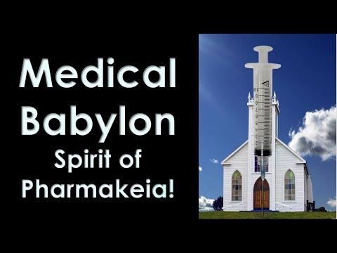 MEDICAL BABYLON! Spirit of Pharmakeia