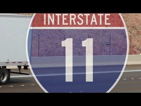 NDOT News: I-11 Boulder City Bypass Ribbon Cutting, August 2018