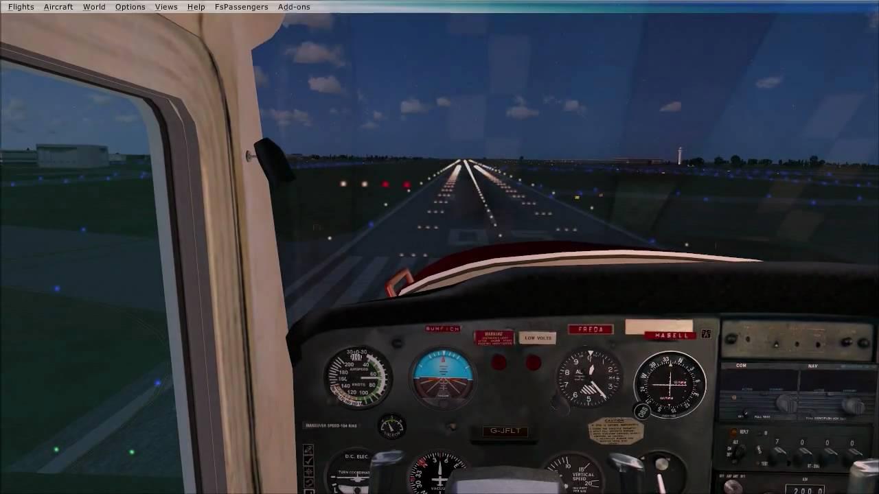 FSX Cessna 152 from Fsinsider com