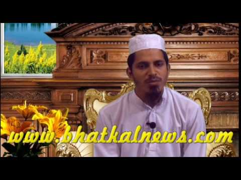 bhatkalnews recorded live programme 7/1/17 Tilawat,Naat,Ayatul kursi ki Fazilat,Interview & Nazam