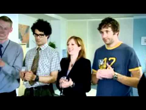 The IT Crowd - Thank You!
