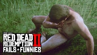 Red Dead Redemption 2 - Fails & Funnies #22 - Nuclear Testing?!