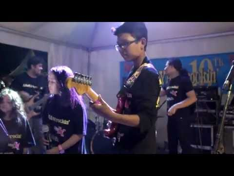 Rising Force (Yngwie JM Cover)
