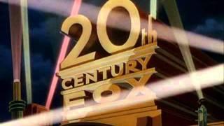 Twentieth Century Fox logo (1953) - In Color