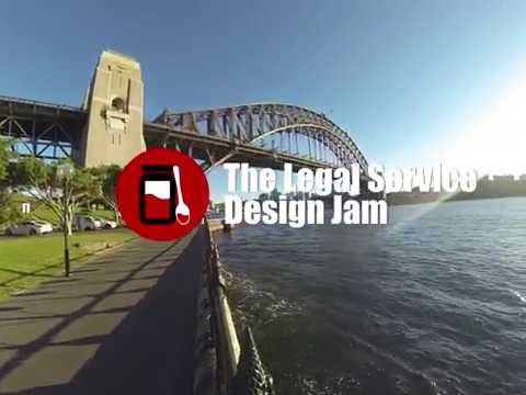 The Legal Service Design Jam Sydney – how the day unfolded