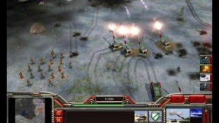 command conquer generals zero hour пехотная орда