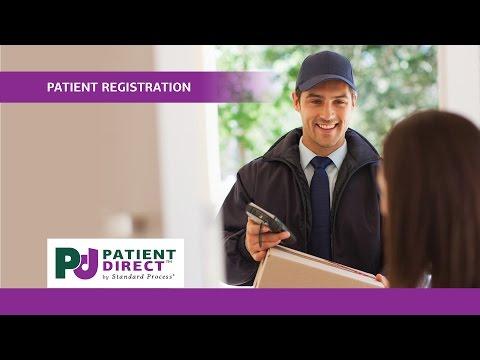 Patient Direct Patient Registration Instructional Video