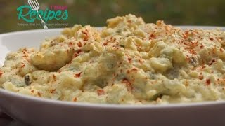 How To Make Southern Potato Salad - Easy Side Dish - I Heart Recipes