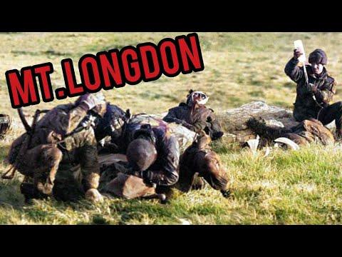 """La Batalla de Monte Longdon / """"Mount Longdon"""" - Guerra de Malvinas de 1982"""