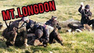 """La Batalla de Monte Longdon / """"Mount Longdo"""