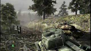 Call of Duty World at War - Mission 8: Blood and Iron