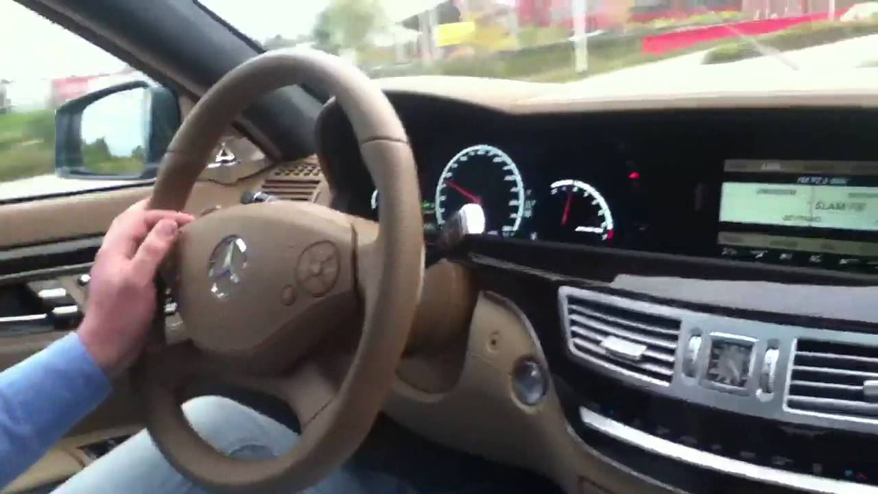 driving by mercedes benz s63 amg 2012 youtube. Black Bedroom Furniture Sets. Home Design Ideas