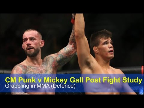 BJJ Scout: Punk v Gall Post Fight Study (featuring Carlos Condit)