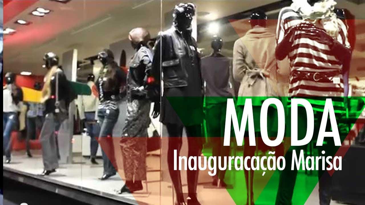 638ba3808 Marisa - Inauguração da loja na Av. Paulista - YouTube