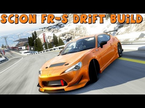Forza Motorsport 5   Scion FR-S/Toyota GT86   Drift Build