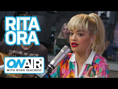 Rita Ora Confirms Calvin Harris Nixed Teen Choice Performance | On Air with Ryan Seacrest