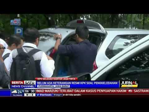 KPK Geledah Kantor PJT II Jatiluhur Terkait Kasus Jasa Konstruksi Mp3