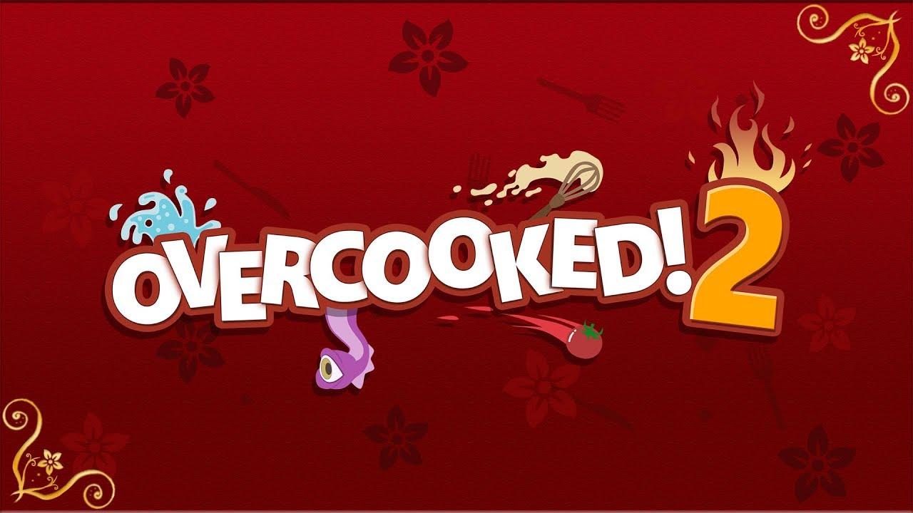 Overcooked! 2 - Free Update Coming Soon!