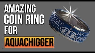 Aquachigger's ring could be yours!