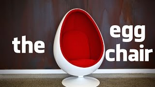 Yip, it's THE egg chair!