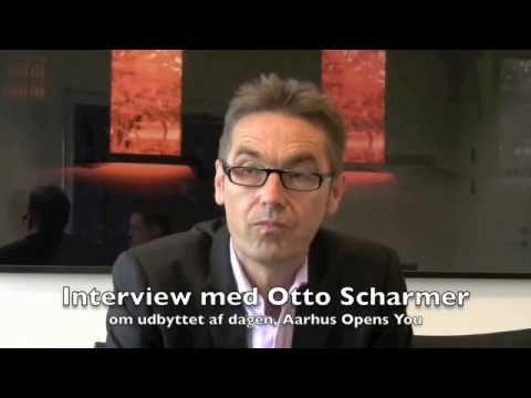 Interview med Otto Scharmer ved AarhusOpensYou