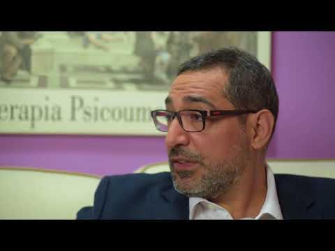 INTERVISTA   LUCA NAPOLI - 02 CHI E' LO PSICOTERAPEUTA