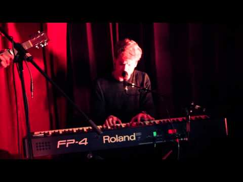 Kodaline - High Hopes  at the Ruby Sessions