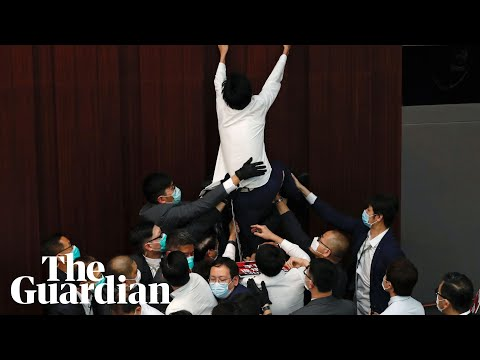 brawl-erupts-between-hong-kong-politicians-in-fight-for-chair
