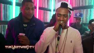 Nines & CRS freestyle - Westwood Crib Session