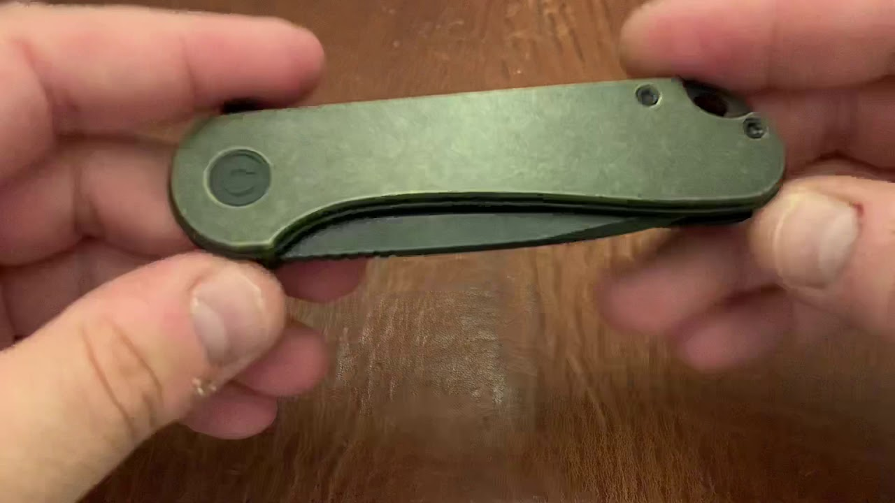 Best Budget Knife?: Civivi Elementum BladeHQ Exclusive in Brass and D2 First Impressions/Review
