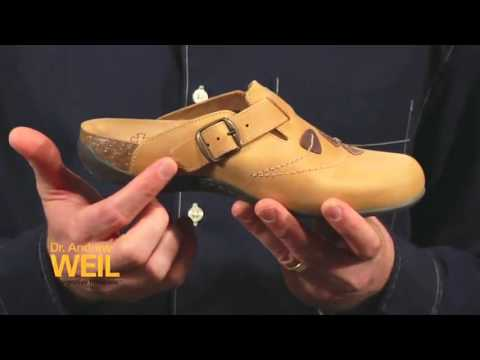 Dr. Weil by Orthaheel - Deva Clogs - Made in Spain