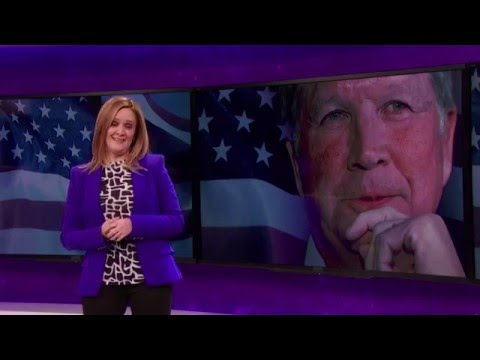 The Real Kasich | Full Frontal with Samantha Bee | TBS