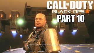 """Call Of Duty Black Ops III - Mission 10 """"LOTUS TOWERS"""" - Walkthrough Part 10 - PC 1080p60"""