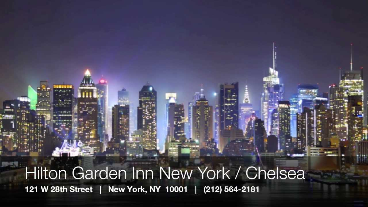 Hilton Garden Inn New York   Chelsea   Madison Square Gardens