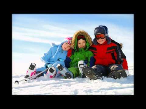 детская зимняя одежда картинки