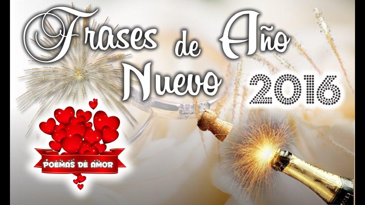 Frases de a o nuevo felicitaciones fin de a o 2016 - Felicitaciones para ano nuevo ...