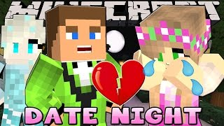 Minecraft - Little Kelly Date Night : LITTLE DONNY AND I HAVE A FIGHT!