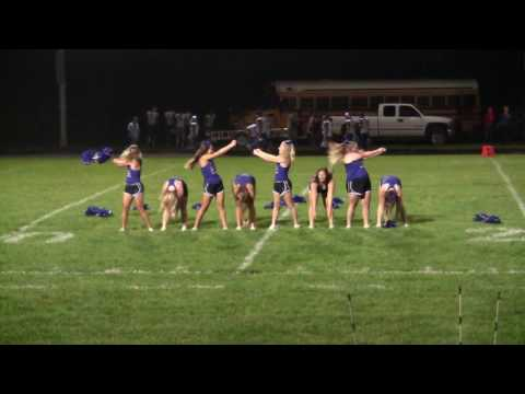 Rock Port High School Cheerleaders 2016 Homecoming - Girls, Girls, Girls