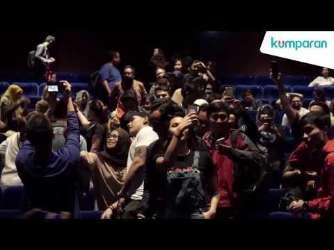 NOBAR  JAKARTA UNDERCOVER - CINEMA XXI